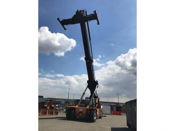 Kalmar Sisu Rsd 4231-5tl Reach Stacker