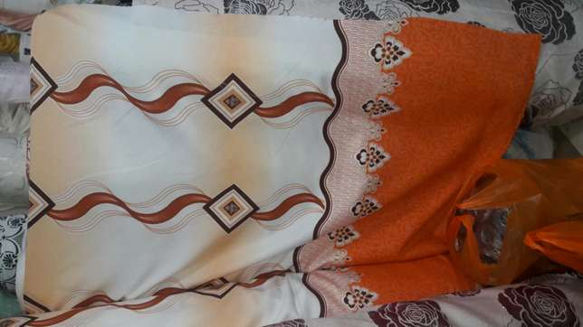 Ready made durable and elegant curtains with matching sheer. 900/- Bamburi - image 8