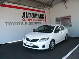Own this Classy 2015 TOYOTA COROLLA QUEST 1.6