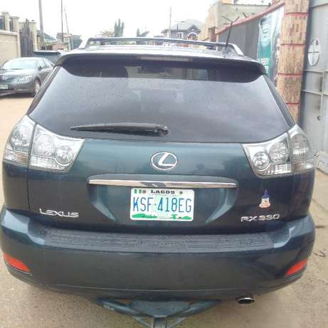 Just Registered 2004 Lexus RX300 (NAVIGATION/REVERSE CAMERA) Ikeja - image 2