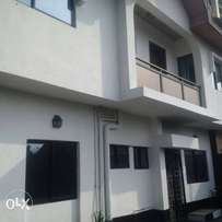 Four bedroom duplex off abuloma road