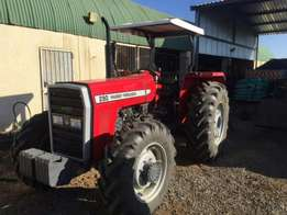 2013 MASSEY FERGUSON 290 xtra tractor for sale