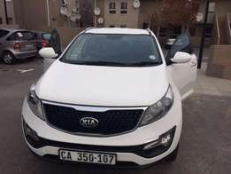2014 Model Kia Sportage for Sale.