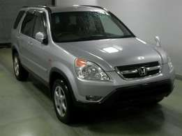 Super sale honda CRV2004
