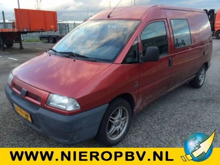 Fiat Scudo Dub Cab 1.9td - 2000