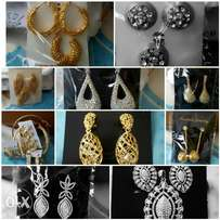 Classic jewelries nd pears