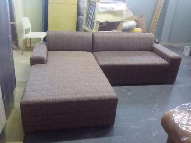 The Loft daybed with 2 seat sofa direct from factory Durban - image 1