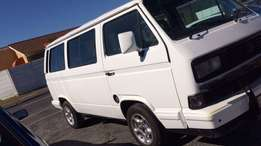 Beautiful VW Caravalle 2.5 FlyBoyz Auto