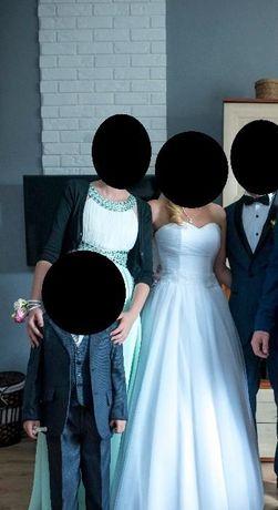 e65b5eeb07 Piękna suknia ślubna Celestia Koszalin - image 1