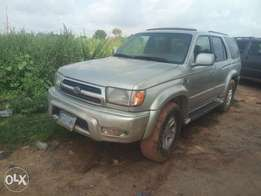 Clean Toyota 4Runner in perfect condition for sale