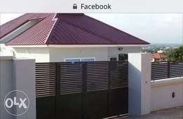 We do all kinds of metal gates