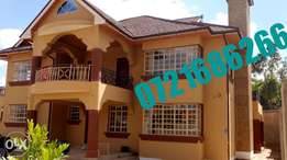 Yes, 5 br with sq house for sale in kahawa sukari