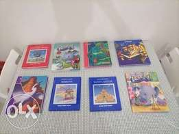 Poem And Story Books
