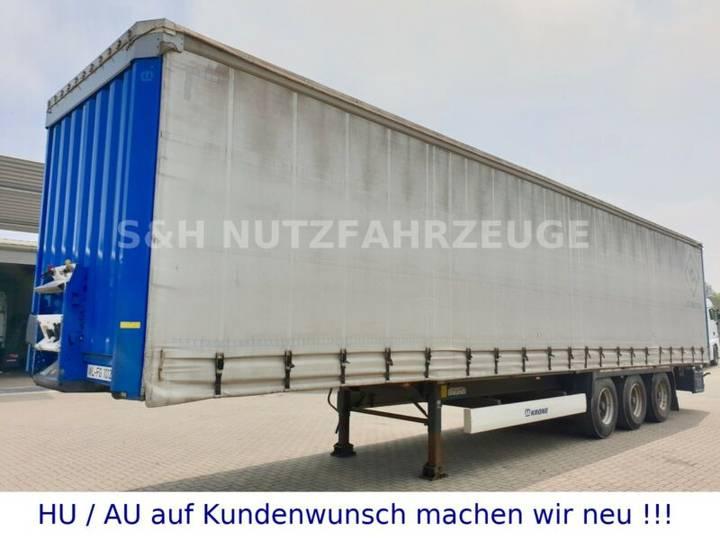 Krone BPW Achsen Edscha Schiebeplane Trommel XL Code - 2012
