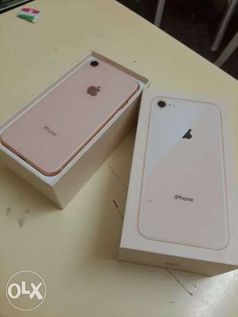 iPhone 8 256gb with box and all accessories original with warranty