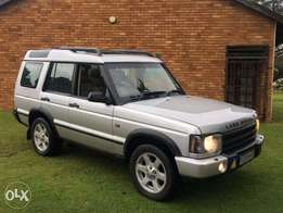 Landrover Discovery 2 TD5 facelift