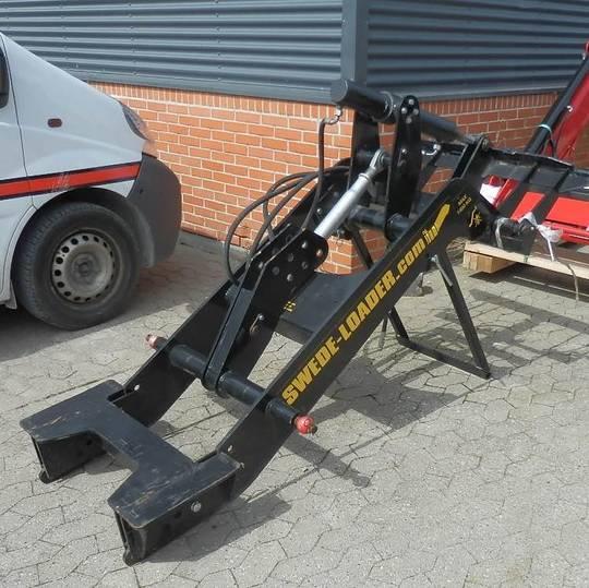 Swedeloader Mach 2 1400 Kg (frontlift Forlænger Eu