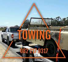 Brackenfell Towing Service and Roadside Assistance
