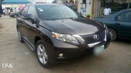 Keyless rx350 jst a year old, for sale