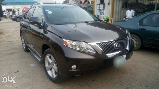 Keyless rx350 jst a year old, for sale Port Harcourt - image 1