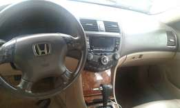 Clean 2005 Honda accord (EOD) for sale