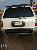 Infinity jeep Qx4 2002 model for sell