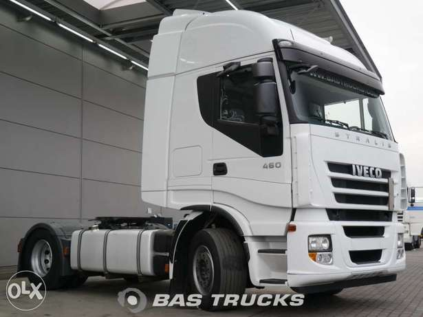 IVECO Stralis AS440S46 - For Import Lekki - image 3