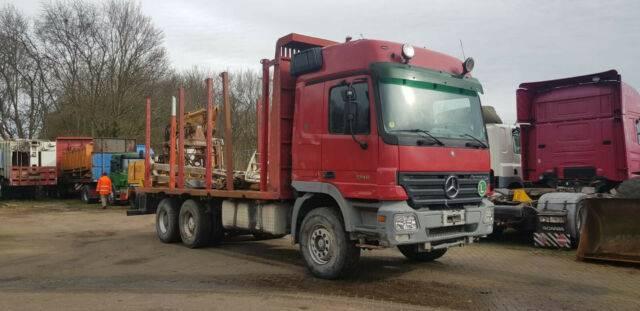Mercedes-Benz 3346 3344  Kipper 6x4 Blatt Blatt (E:3) - 2004