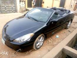 9 Months USED Toyota Solara Convertible Car