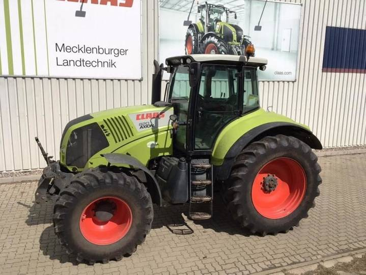 Claas axion 820 cmatic - 2012