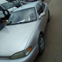 A numbered clean Toyota Camry (OROBO) 1995 for urgent sale