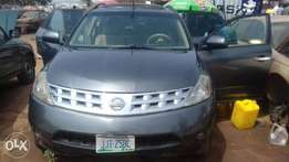 Very clean Nissan murano 2005 for sale (Faulty Engine,can be fixed)
