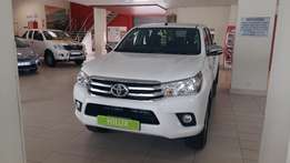 big big specials new toyota hilux 2.8 GD-6 speed 4x4 DC manual