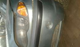 Bmw face lift striping for spares