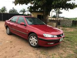 Very neat Peugeot 406 for sale fully air conditioned