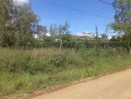 Thika road Plot for sale - 1 acre Garden Estate