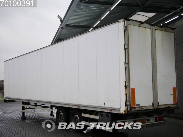 Talson F1520 SAF Double Doors - Durchlade - 2009