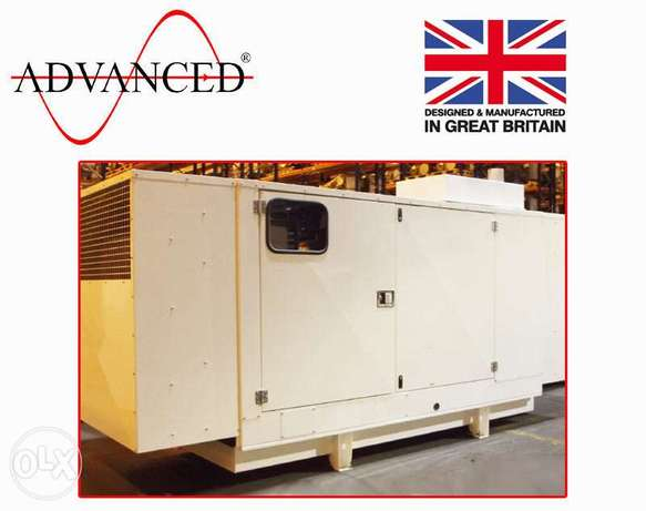 Clean and perfectly working 250KAV Generator for sale Central Business District - image 1