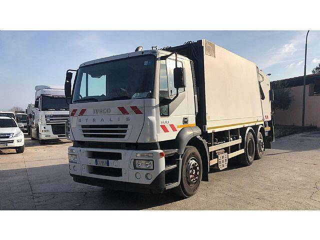 Iveco Stralis AD260S30 PS - 2005