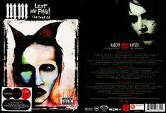 Marylin Manson 2 cd 1 dvd combo