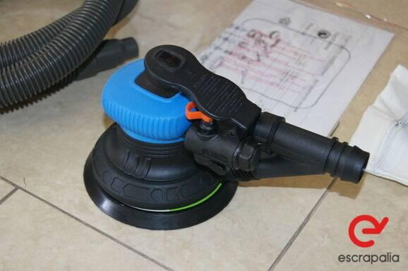 Sale lijadora orbital neumatica industrial equipment for  by