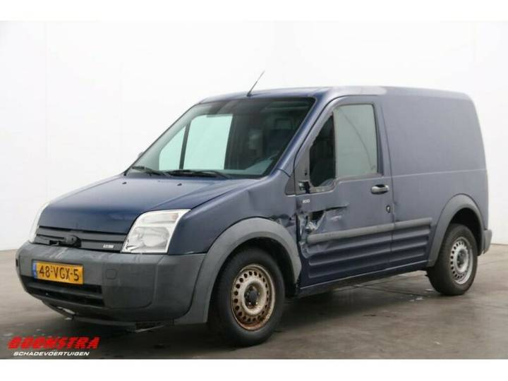 Ford Transit Connect 1.8 TDCI 128.778 Km! Kasten - 2007