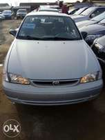 Sharp and Clean Toyota Corolla 2001 Accident Free