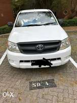 toyota D4D Hilux for sale