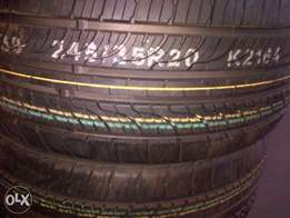 Call outs Tyres
