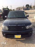 Rover Sports Supercharged Upgraded 2012