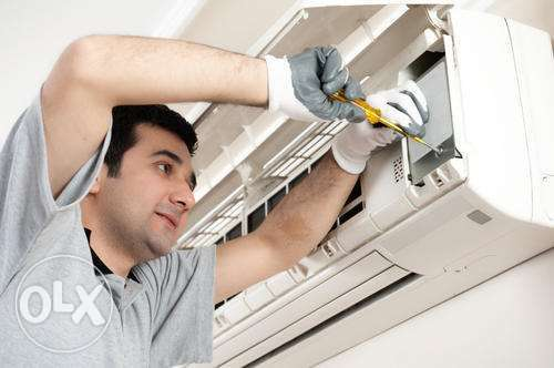 AC maintenance repairing service gas charge and installation
