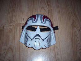 31f69a01bf9f30 Przebranie na karnawał Star Wars szturmowiec + maska 005