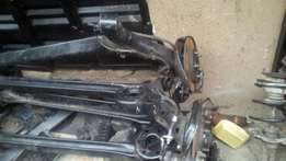 South africa model toyota corolla complete back Axle beam