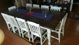 10 seater tables